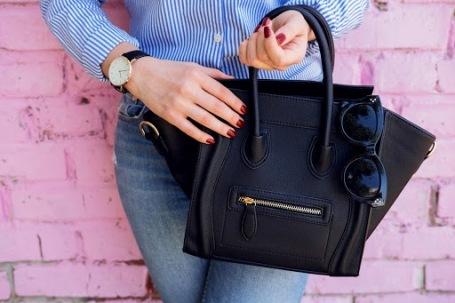 Is your handbag harming your health? --
