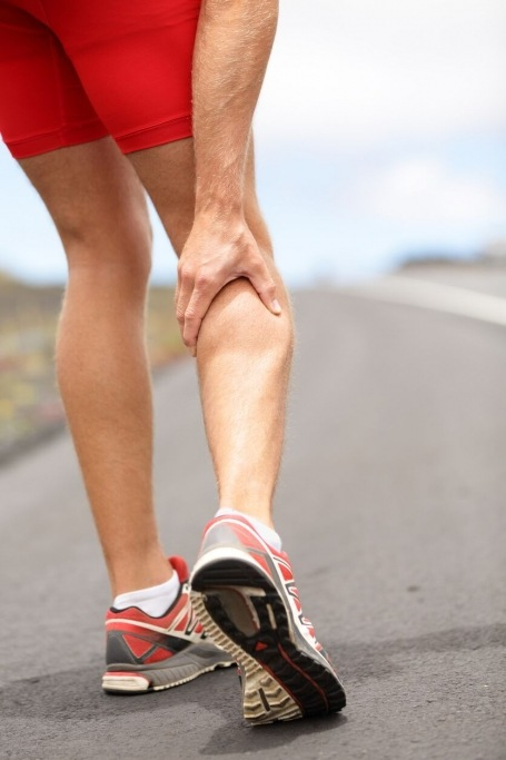 The mystery of muscle cramps --