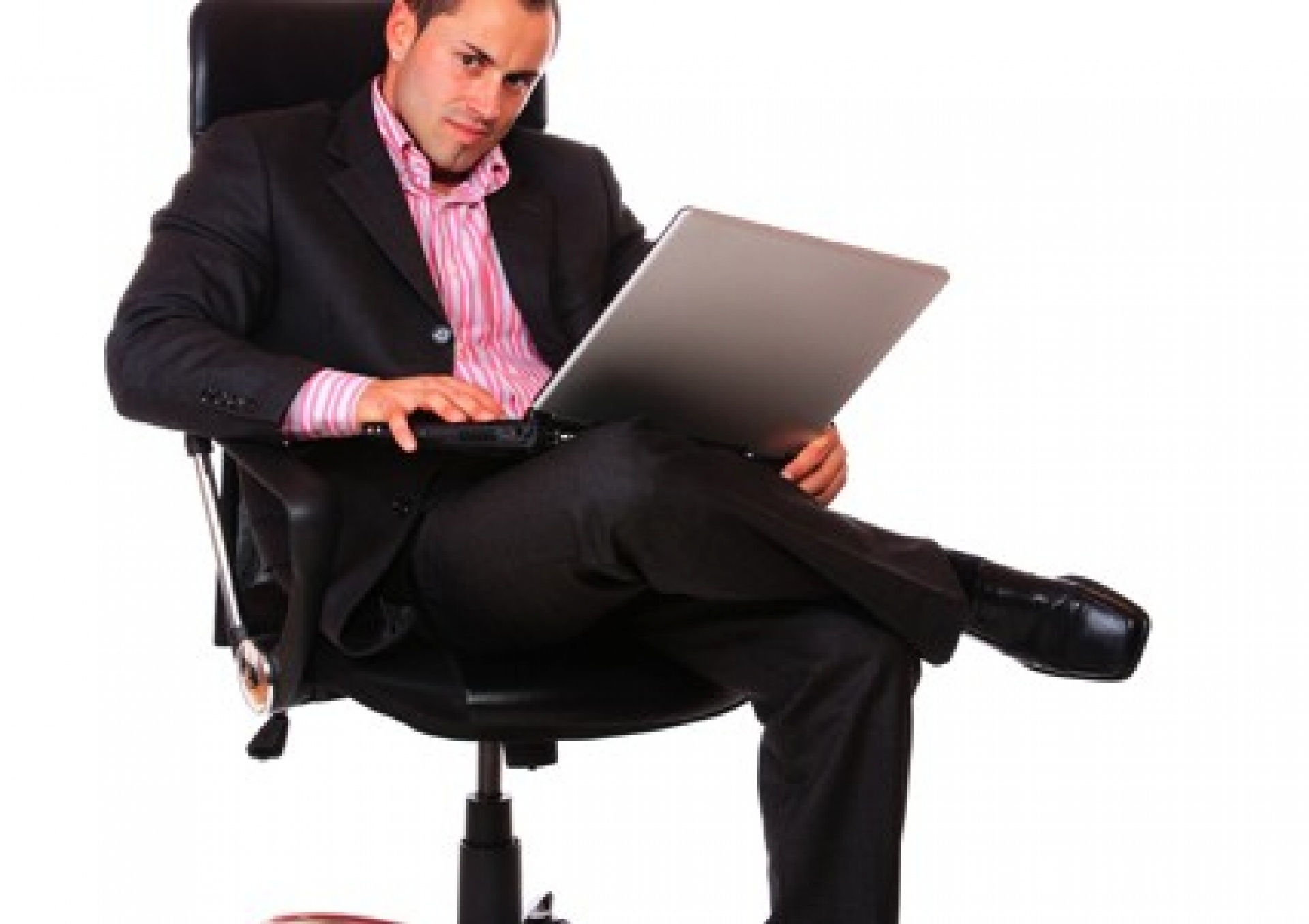 What's your office sitting posture like?--