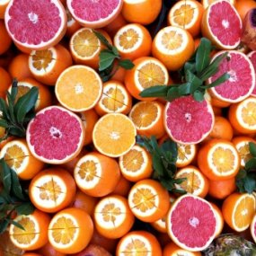 Can an orange a day keep the doctor away? image