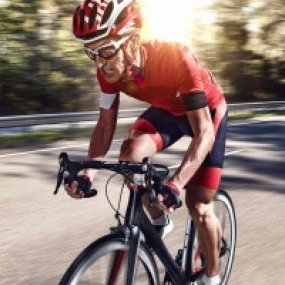 Cycling Injuries and Chiropractic Treatment image