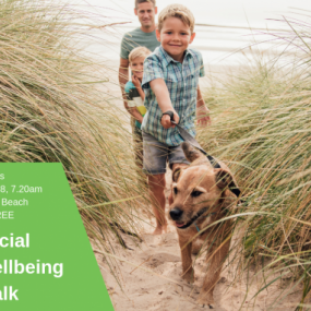 Join us on our Social Wellbeing Walk image