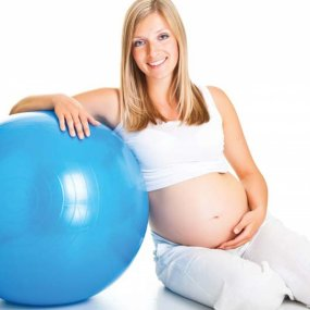 Pregnancy and Back Pain image