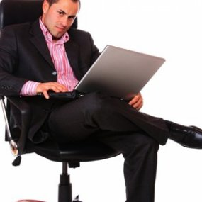 What's your office sitting posture like? image